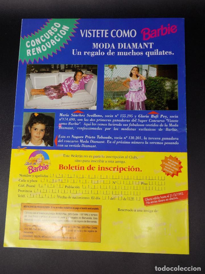 Cine: NOTICIAS DE BARBIE INVIERNO 1992 N.25 - Foto 2 - 260649820