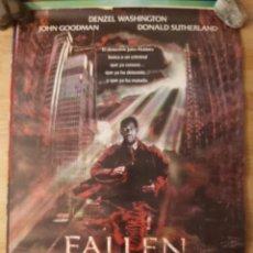 Cine: FALLEN - APROX 70X100 CARTEL ORIGINAL CINE (L86). Lote 261142125