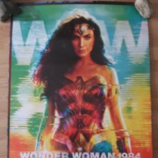 Cine: WONDER WOMAN 1984 - APROX 70X100 CARTEL ORIGINAL CINE (L86). Lote 261302670