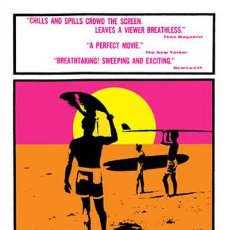 Cine: THE ENDLESS SUMMER - ETERNO VERANO (POSTER 32X45). Lote 261361780
