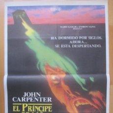 Cine: CARTEL CINE EL PRINCIPE DE LAS TINIEBLAS JOHN CARPENTER C2043. Lote 261523570