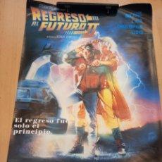 Cinema: REGRESO AL FUTURO II. CARTEL. Lote 261801060