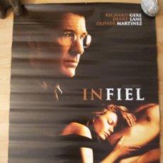 Cine: INFIEL - APROX 70X100 CARTEL ORIGINAL CINE (L87). Lote 262144445