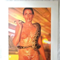 Cine: BLADE RUNNER ORIGINAL 1982 ZHORA - JOANNA CASSIDY, LAMINA ESCENA DE LA PELICULA, 30.5 X 23 CMS. Lote 262170875