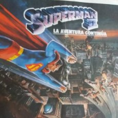 Cine: CARTEL DE CINE ORIGINAL SUPERMAN 2. Lote 262207170