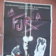Cine: CARTEL DE CINE 70X 100 APROX MOVIE POSTER VER FOTO LA FURIA. Lote 262213185