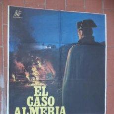 Cine: CARTEL DE CINE 70X 100 APROX MOVIE POSTER VER FOTO EL CASO ALMERIA. Lote 262241055