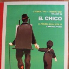 Cine: PÓSTER EL CHICO. Lote 262270115