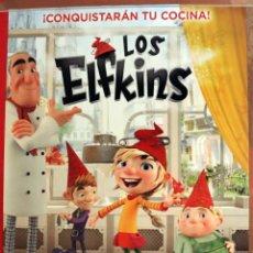 Cine: PÓSTER LOS ELFKINS. Lote 262274680