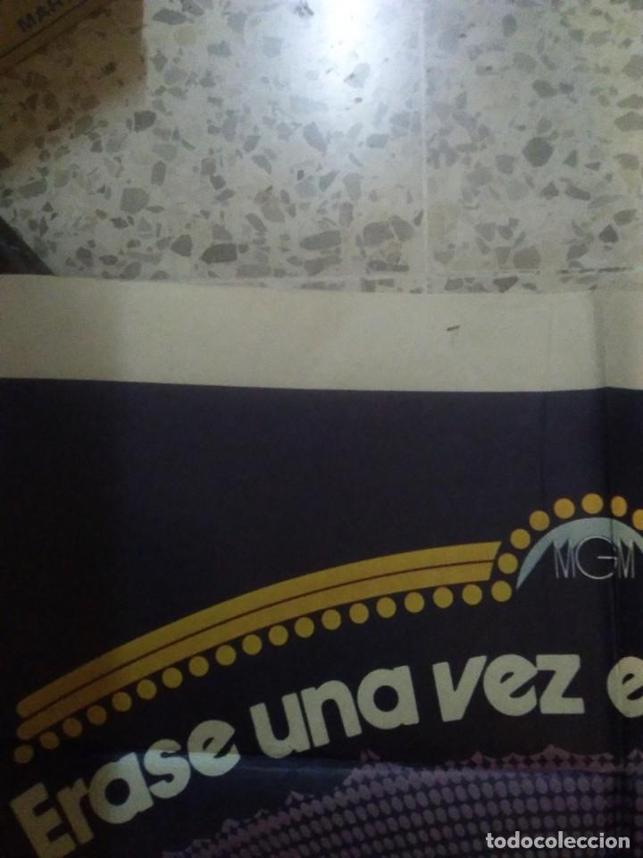 Cine: Poster ERASE UNA VEZ EN HOLLYWOOD, CARTEL DE CINE ORIGINAL 70x100 - Foto 2 - 262446860