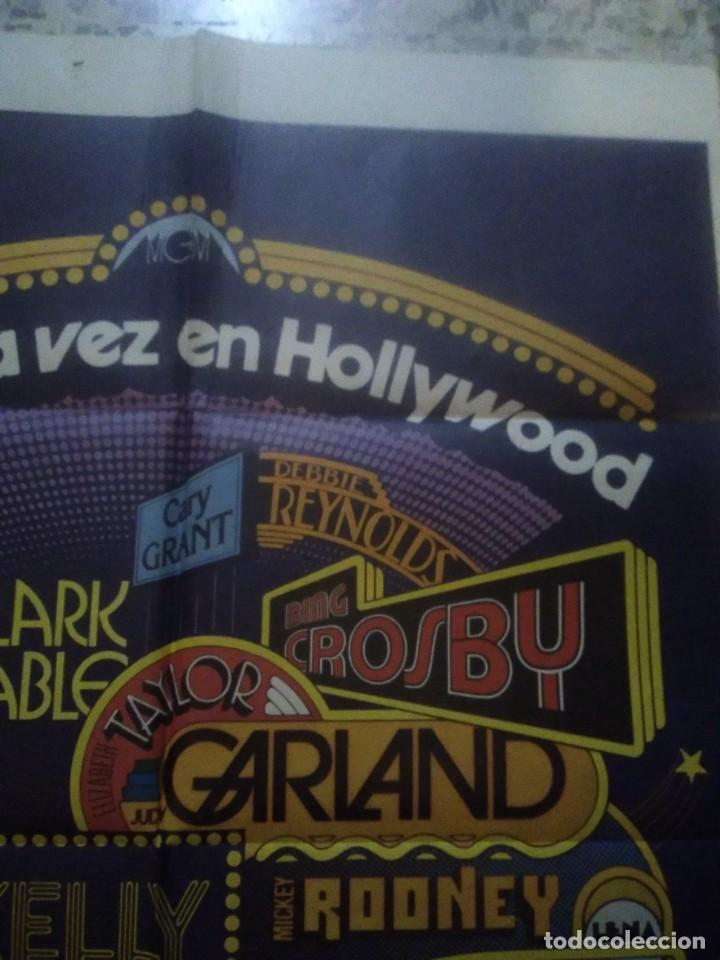 Cine: Poster ERASE UNA VEZ EN HOLLYWOOD, CARTEL DE CINE ORIGINAL 70x100 - Foto 3 - 262446860