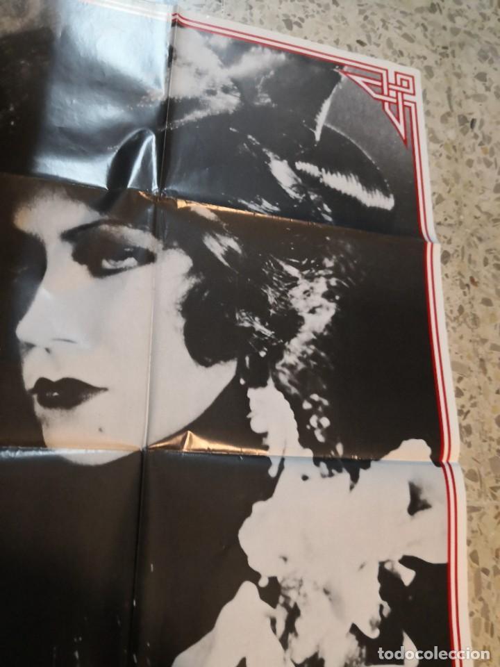 Cine: LA REINA KELLY GLORIA SWANSON ERICH VON STROHEIM POSTER ORIGINAL 70X100 ESPAÑOL - Foto 3 - 262633060
