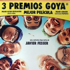 Cine: POSTER CAMPEONES (CON PREMIO GOYA). Lote 263547995