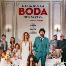 Cine: POSTER HASTA QUE LA BODA NOS SEPARE. Lote 263549835