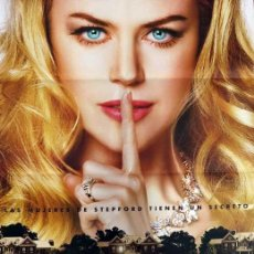 Cine: POSTER LAS MUJERES PERFECTAS. Lote 263559110