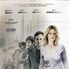 Cine: POSTER A CIEGAS. Lote 263563305
