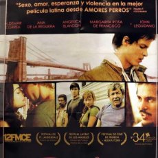 Cine: POSTER PARAISO TRAVEL. Lote 263564330
