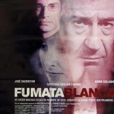 Cine: POSTER FUMATA BLANCA. Lote 263566000