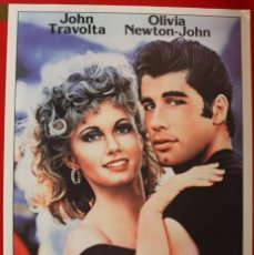 Cine: POSTER GREASE. Lote 263628670