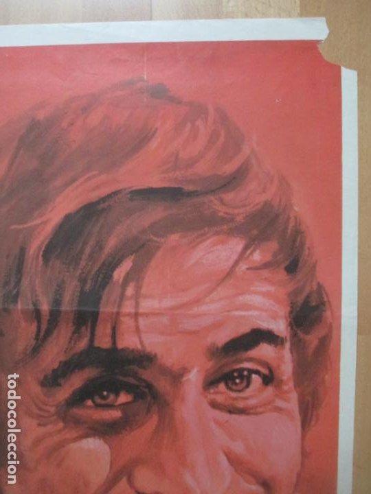 Cine: CARTEL CINE BLANCO ROJO Y ... SOFIA LOREN ADRIANO CELENTANO JANO 1972 C2068 - Foto 2 - 263666305