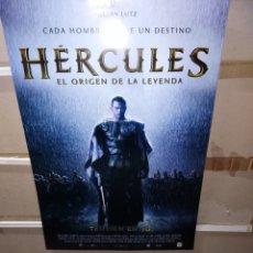 Cine: HÉRCULES EL ORIGEN DE LA LEYENDA POSTER ORIGINAL 70X100. Lote 263679790
