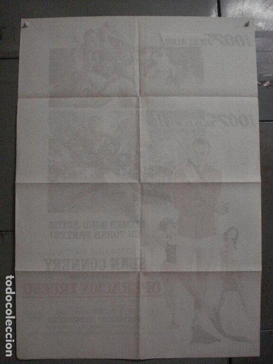 Cine: AAX21 OPERACION TRUENO THUNDERBALL JAMES BOND 007 SEAN CONNERY POSTER 70X100 ESTRENO - Foto 10 - 263721785