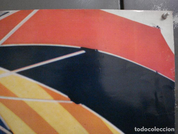 Cine: E2145 JESSICA WALTER GRAND PRIX AUTOMOVILISMO CAR RACING POSTER ORIGINAL 70X100 ESTRENO MUY RARO - Foto 6 - 263732060