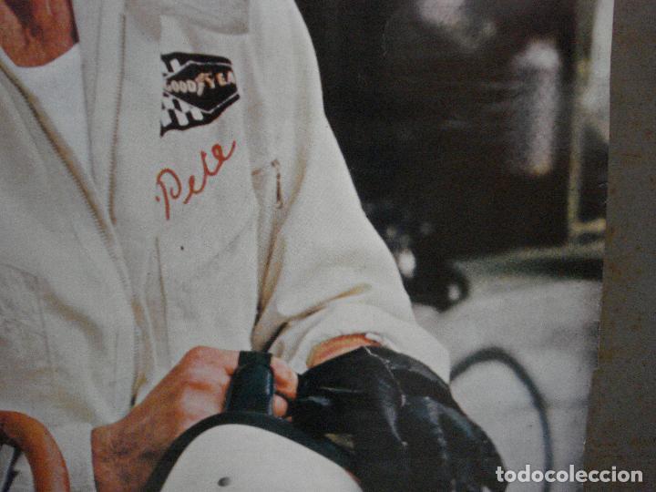 Cine: E2147 JAMES GARNER GRAND PRIX AUTOMOVILISMO CAR RACING POSTER ORIGINAL 70X100 ESTRENO MUY RARO - Foto 8 - 263733300