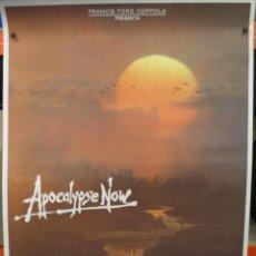Cinéma: APOCALYPSE NOW - MARLON BRANDON - COPPOLA - POSTER ORIGINAL - 100 X 70. Lote 263737585
