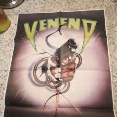 Cine: CARTEL POSTER DE CINE ORIG VENENO (1981) 70X100 / OLIVER REED / KLAUS KINSKI. Lote 263805255