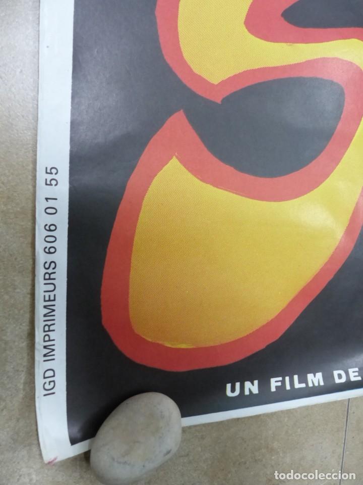 Cine: LES INVINCIBLES DE SHAO-LIN - CARTEL GRANDE FRANCES - Foto 2 - 264049050