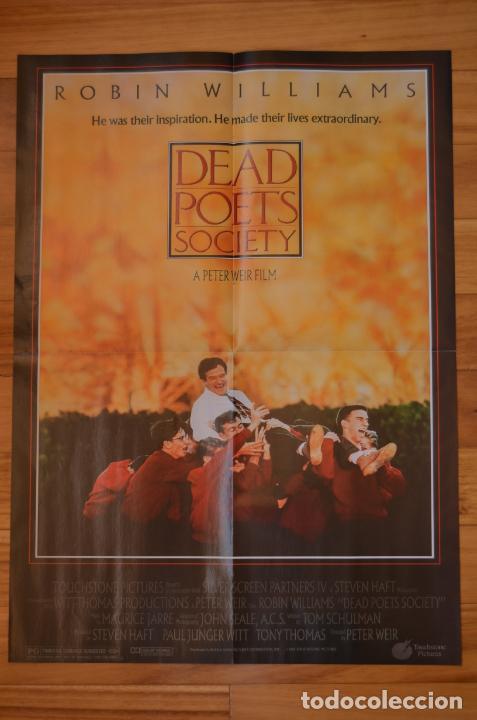Cine: Poster o cartel doble #087 de Gladiator y El club de los poetas muertos - Foto 2 - 264057030