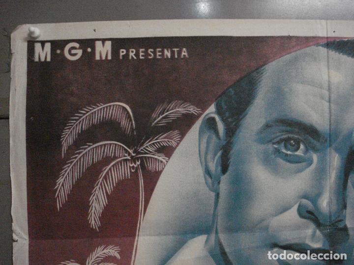 Cine: AAX37 MI AMOR BRASILEÑO LANA TURNER POSTER ORIGINAL ESPAÑOL 70X100 LITOGRAFIA - Foto 2 - 264225740