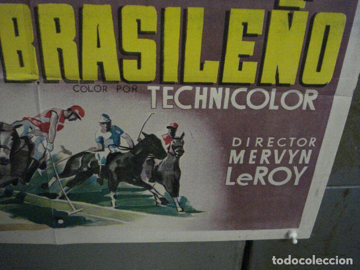 Cine: AAX37 MI AMOR BRASILEÑO LANA TURNER POSTER ORIGINAL ESPAÑOL 70X100 LITOGRAFIA - Foto 9 - 264225740