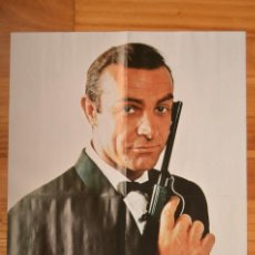 Cine: POSTER O CARTEL DOBLE #123 DE SEAN CONNERY 007 Y LA ESPÍA QUE ME AMÓ 007. Lote 264775949