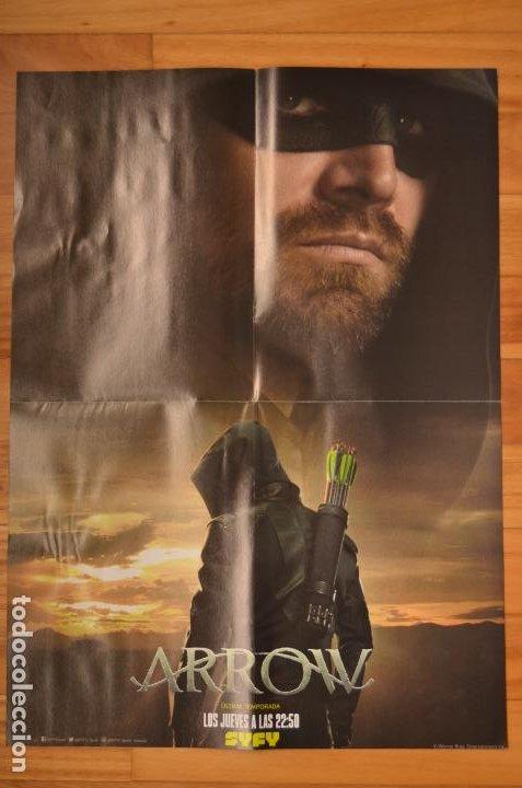Cine: Poster o cartel doble #156 de Le Mans 66 y Arrow - Foto 2 - 265189879