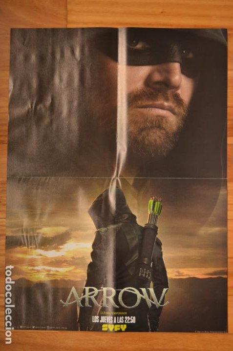 Cine: Poster o cartel doble #156 de Le Mans 66 y Arrow - Foto 3 - 265189879