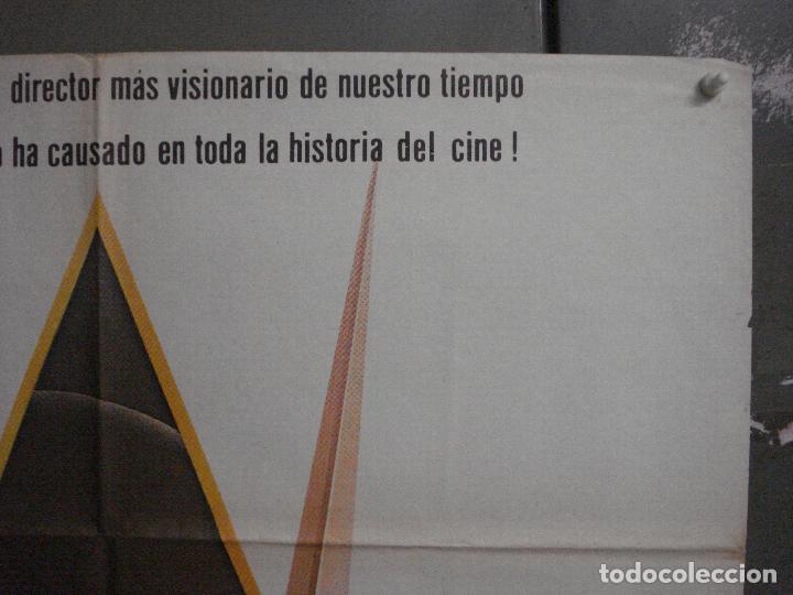 Cine: CDO K951 LA NARANJA MECANICA STANLEY KUBRICK POSTER ORIGINAL 70X100 ESPAÑOL 1978 - Foto 6 - 265751194