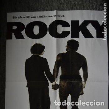 Cine: Poster o cartel doble #002 de Rocky y Gotham - Foto 2 - 265751914
