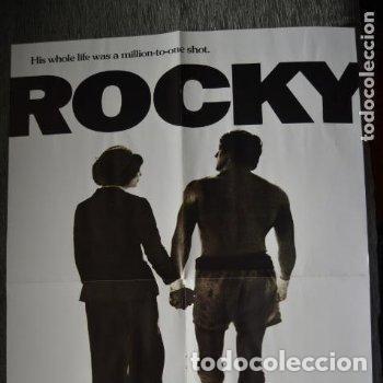 Cine: Poster o cartel doble #002 de Rocky y Gotham - Foto 3 - 265751914
