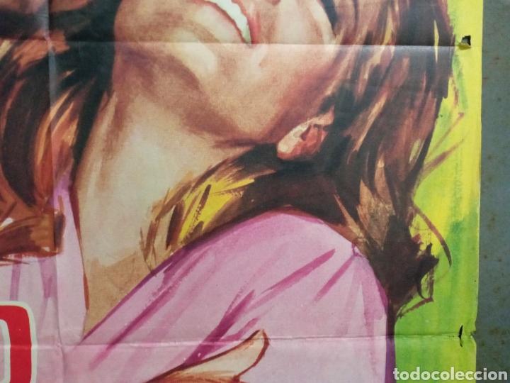 Cine: CDO K974 EL IDOLO CAIDO ROMY SCHNEIDER FUTBOL POSTER ORIGINAL 70X100 ESTRENO - Foto 8 - 265756469