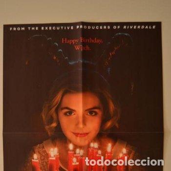 Cine: Poster o cartel doble #010 de Las escalofriantes aventuras de Sabrina y Capitana Marvel - Foto 2 - 265757404