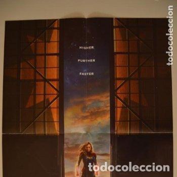 Cine: Poster o cartel doble #010 de Las escalofriantes aventuras de Sabrina y Capitana Marvel - Foto 3 - 265757404