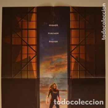 Cine: Poster o cartel doble #010 de Las escalofriantes aventuras de Sabrina y Capitana Marvel - Foto 4 - 265757404