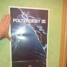 Cine: CARTEL DE ÉPOCA,POLTERGEIST LLL. Lote 266514228