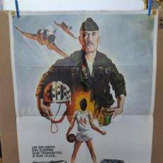 Cine: EL DON DEL CORAJE. ROBERT DUVALL, BLYTHE DANNER. AÑO 1980.. Lote 266547613