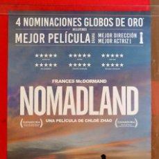 Cinema: PÓSTER NOMADLAND. Lote 267638074