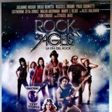 Cine: ROCK OF AGES ( LA ERA DEL ROCK) - 2012 - 70 X 100. Lote 267784324