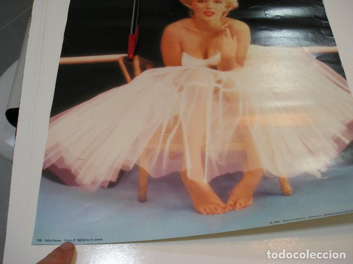 Cine: ANTIGUO POSTER MARILYN 49 POR 34 1985 - Foto 6 - 268474169
