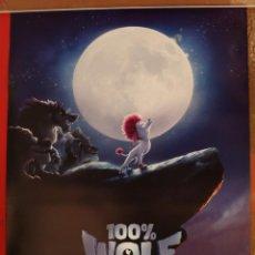 Cine: PÓSTER DE LA PELÍCULA: WOLF PEQUEÑO GRAN LOBO. Lote 269123933